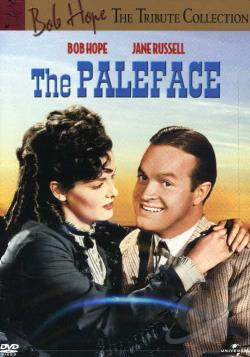 Paleface DVD Cover Art