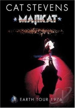 Cat Stevens - Majikat DVD Cover Art