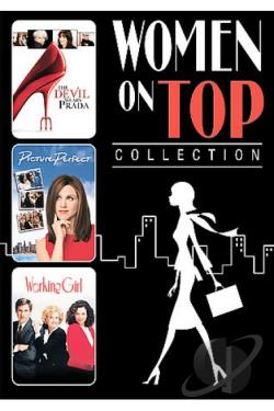 Women on Top Collection DVD Cover Art