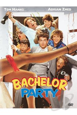 Bachelor Party/Bachelor Party 2: The Last Temptation DVD Cover Art