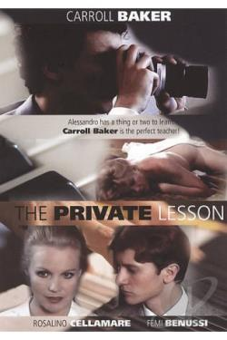 Private Lesson DVD Cover Art