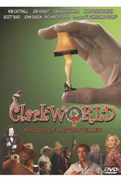 Clarkworld DVD Cover Art