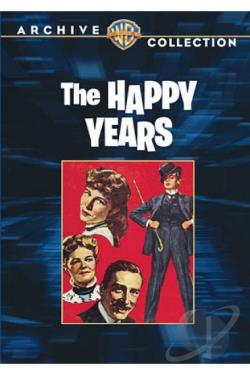 Happy Years DVD Cover Art