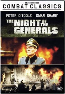 Night of the Generals DVD Cover Art