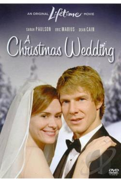 Christmas Wedding DVD Cover Art