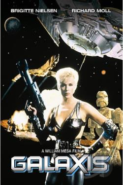 Galaxis DVD Cover Art