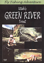 Fly Fishing Video Magazine: Utah's Green River Trout - Vol. 19 DVD Cover Art