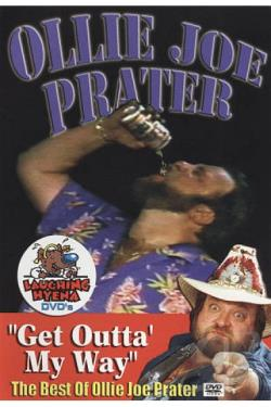 Ollie Joe Prater: The Best of Ollie Joe Prater DVD Cover Art