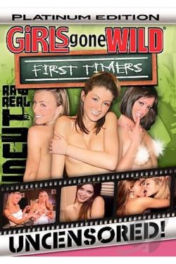 Girls Gone Wild Platinum Edition - First Timers DVD Cover Art