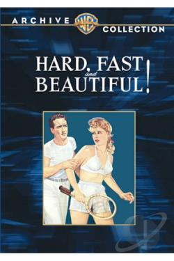 Hard, Fast and Beautiful DVD Cover Art