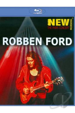 Robben Ford BRAY Cover Art