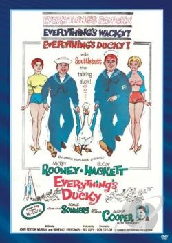 Everything's Ducky DVD Cover Art