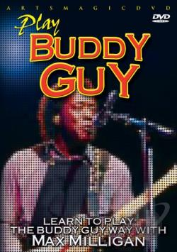 Play Buddy Guy DVD Cover Art