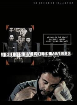 3 Films by Louis Malle DVD Cover Art