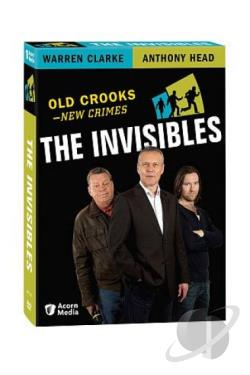 Invisibles DVD Cover Art