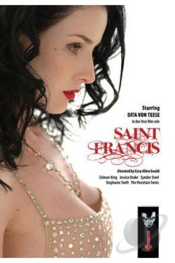Saint Francis DVD Cover Art