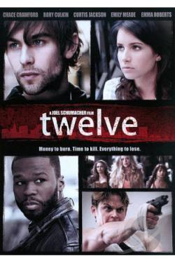 Twelve DVD Cover Art