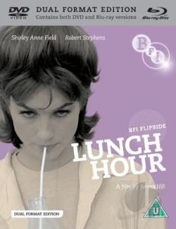 Lunch Hour BRAY Cover Art
