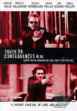 Truth Or Consequences, N.M. DVD Cover Art