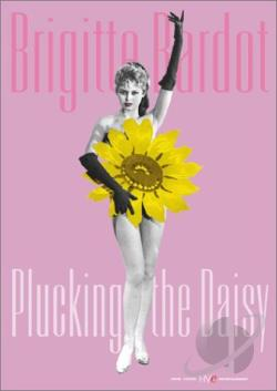 Plucking The Daisy : Mademoiselle Striptease DVD Cover Art
