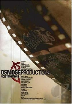 Osmose - Noisymotions DVD Cover Art