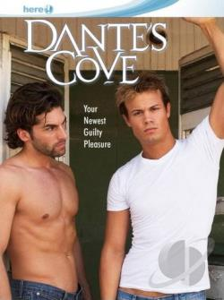 Dante's Cove - The Complete First Season DVD Cover Art