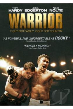 Warrior DVD Cover Art