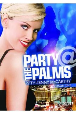 Party at the Palms: Season 1 DVD Cover Art