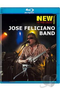 Jose Feliciano Band - The Paris Concert BRAY Cover Art