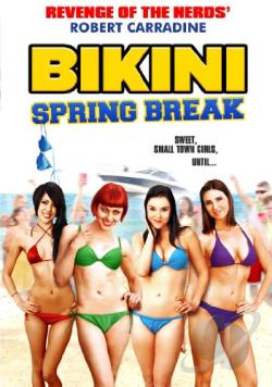 Bikini Spring Break DVD Cover Art
