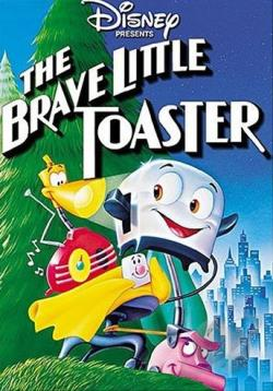 Brave Little Toaster DVD Cover Art