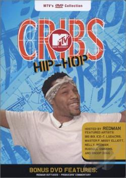 MTV - Cribs: Hip-Hop DVD Cover Art