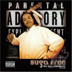 Suga Free - Next Testament: Jewel Box DVD Cover Art