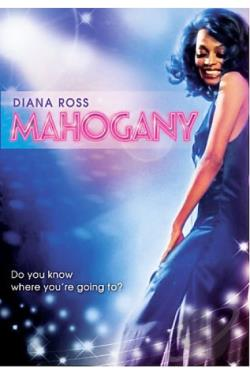 Mahogany DVD Cover Art