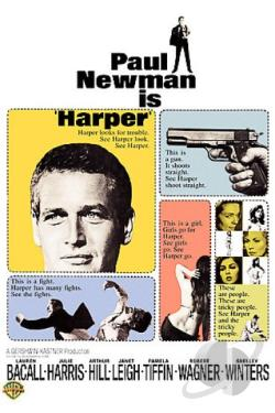 Harper DVD Cover Art