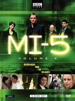 MI - 5: Vol. 4 DVD Cover Art