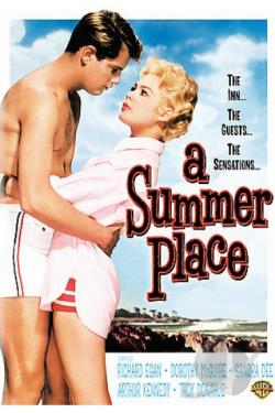 Summer Place DVD Cover Art