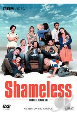 Shameless - The Complete Season One DVD Cover Art