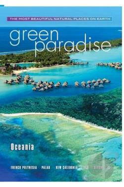 Green Paradise: Oceania DVD Cover Art