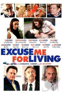 Excuse Me for Living DVD Cover Art