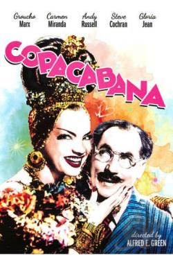 Copacabana DVD Cover Art