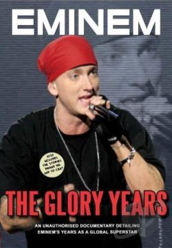 Eminem - The Glory Years DVD Cover Art