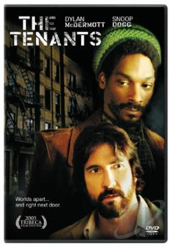 Tenants DVD Cover Art