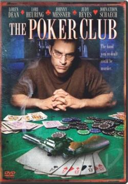 Poker Club DVD Cover Art