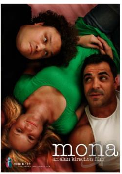 Mona DVD Cover Art