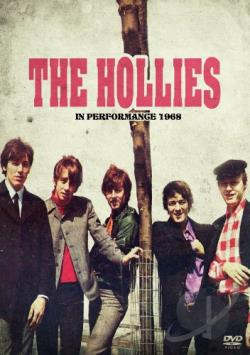 Hollies: In Performance 1968 DVD Cover Art
