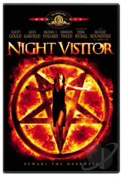 Night Visitor DVD Cover Art