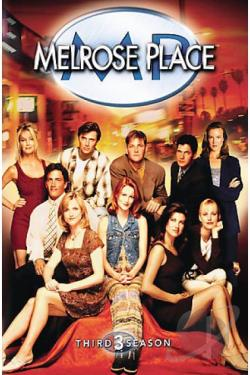Melrose Place - Season 1-3 DVD Cover Art