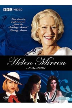 Helen Mirren at the BBC DVD Cover Art