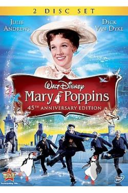 Mary Poppins DVD Cove
